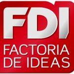 logo factoría de ideas